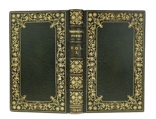 paget Binding- Florence Paget] Poems by Alfred Tennyson