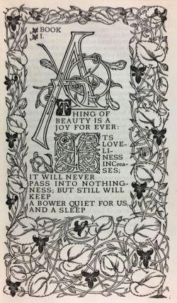 5 [Vale Press] The Poems of John Keats [together with] The Poems of Percy Bysshe Shelley