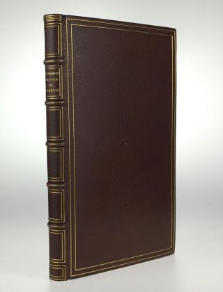 Binding, Fine- Mercier] Le Fils de L'Aretin (Inscribed by author, Extra-illustrated with 38...