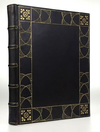 Binding, Fine- Arts & Crafts] The Sonnets. William Shakespeare