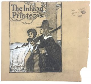 [Inland Printer] Original Cover Art Studies]