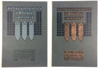 Vienna Secession] Two Covers Weihnachten