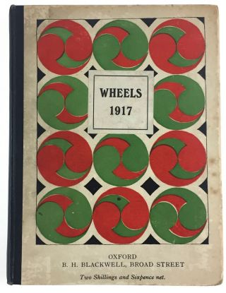 "[Sitwwell's Early Primary Vehicle] Wheels, 1917, ""Second Cycle,"" [together with] Wheels, 1918, ""Third Cycle."""