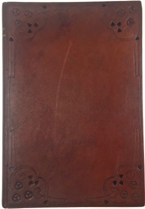 Binding, Fine- Guild of Women Binders, Florence de Rheims] Picturesque Westminster. . Being a...