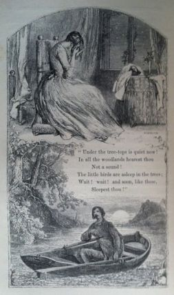 Binding: Hyperion: A Romance with Illustrations by Birket Foster