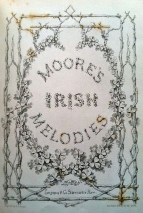 Moore's Irish Melodies. Thomas Moore
