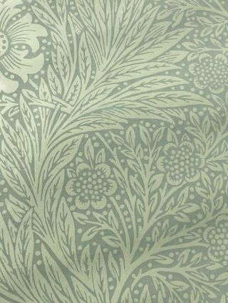 "[Morris & Co..] William Morris Wallpaper, A Large Roll. ""Marigold"" Pattern"