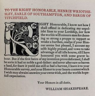 [Essex House Press] The Poems of William Shakespeare