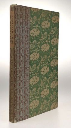 "Vale Press- Association Copy from Author to Ashbee] Fair Rosamund- Presentation from ""The..."