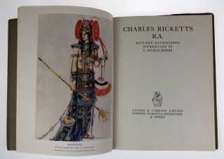 [Ricketts, Charles] Charles Ricketts, R.A., Sixty-five Illustrations