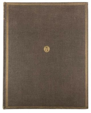 [Craig, Edward Gordon, TLS from Publisher, and note from Craig to his Sister] Henry Irving. Ellen Terry. A Book of Portraits with TLS from Herbert Stone, Publisher to Terry's Daughter, Edith