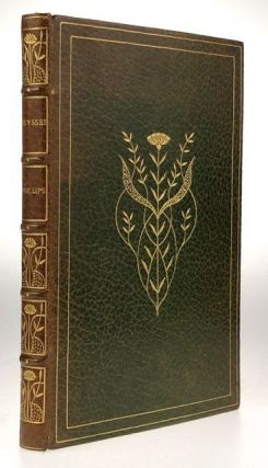 Binding, Fine- Knickerbocker Press] Ulysses, A Drama in a Prologue & Three Acts. Stephen Phillips