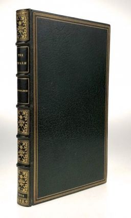 Binding, Fine- Bound by McDonald of New York- With Full Page Inscription by Maeterlinck] The...