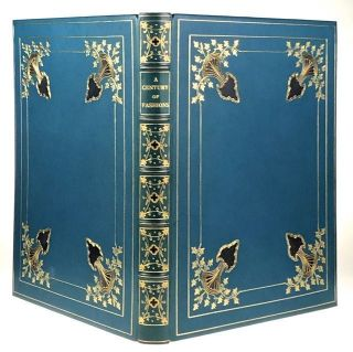 Binding, Fine- The Monastery Hill Bindery] A Century of Fashions (Manuscript and...