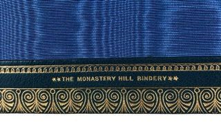 [Binding, Fine- The Monastery Hill Bindery] A Century of Fashions (Manuscript and Extra-Illustrated Compendium of 100 Fine Color Engravings)