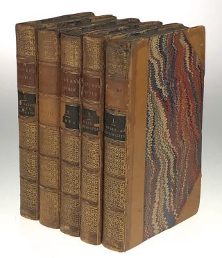 Austen- Six Volumes, Bentley Editions- Association Copy, Owned by Jane Austen's Favorite Niece] ...
