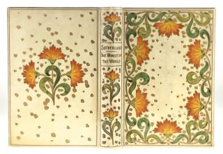 [Binding, Fine- Painted Vellum Binding] The Winds of the World: Seven Love Stories