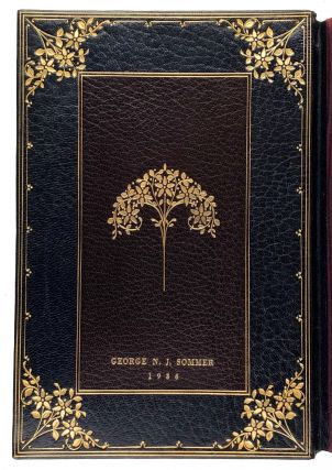 [Binding, Fine- Albert Oldach Presentation Binding] The Life and Adventures of Martin Chuzzlewit