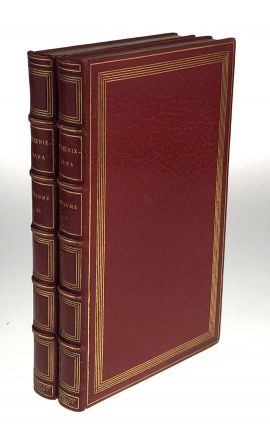 Binding, Fine- Club Bindery] Phoenixiana. George Horatio Derby, John Vance Cheney