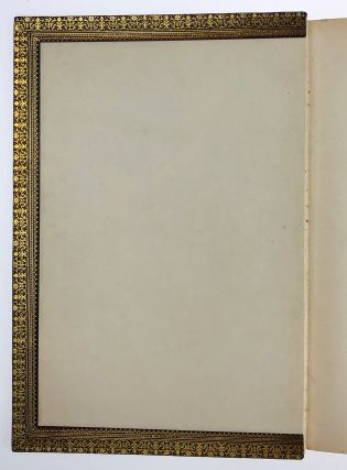 [Caxton Club- Bound by Riviere, One of Only Three Copies] The Caxton Club Scrap-Book: Early English Verses, 1250-1650