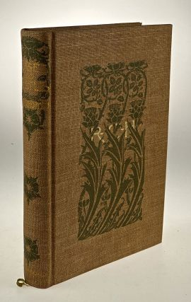 Doxey Publication- Fine in Dust Jacket] Rose and Thistles. Rufus C. Hopkins
