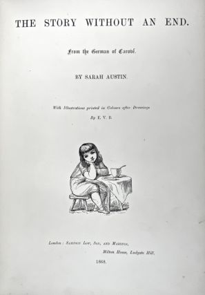 [Boyle, Eleanor Vere- Scarce First Edition] The Story Without an End