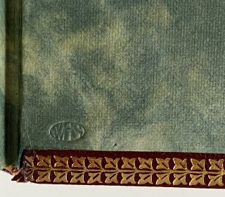 [Binding, Fine- Cockerell at W.H. Smith] The Poetical Works of Henry Wadsworth Longfellow
