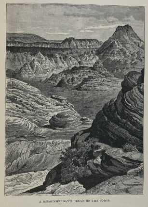 [Powell, J. W. -Classic Colorado River Treatise] Canyons of the Colorado