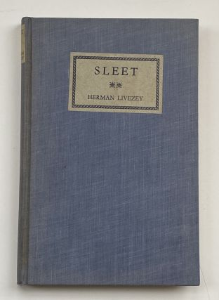 [Violet Oakley Interest- Her Copy, Inscribed by Author] Sleet