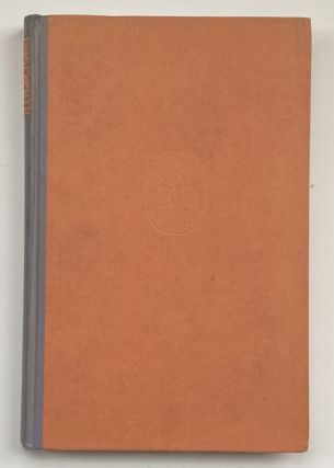 [Violet Oakley Interest- Inscribed by Author to Oakley] A Repertory of Plays for a Company of Three Players