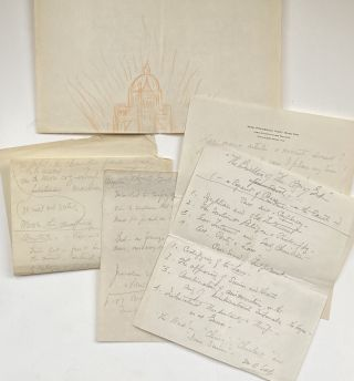 [Violet Oakley Interest- Inscribed by Edith Emerson to Violet Oakley] The City of God