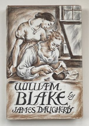 [Violet Oakley Interest- Inscribed by Author to Oakley] William Blake