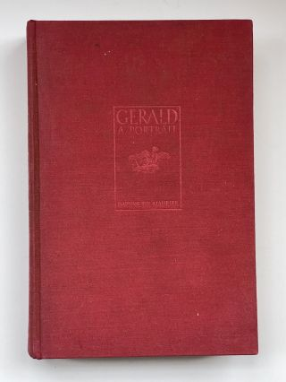 [Violet Oakley Interest- Her Copy, Inscribed] Gerald, A Portrait