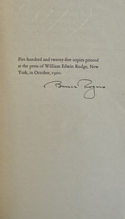 [Rogers, Bruce- Signed by Rogers] The Journal of Madam Knight