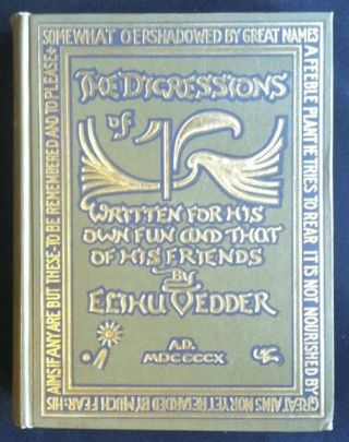 The Digressions of. Elihu Vedder