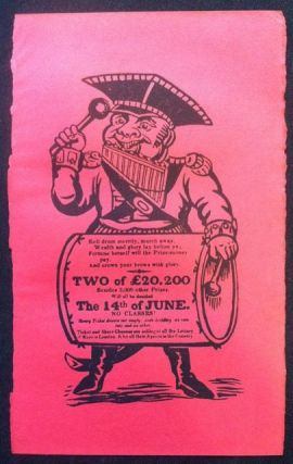 A History of English Lotteries. Now for the First Time Written