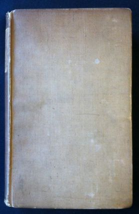 Large Paper, Signed] George Meredith: Some Characteristics. Richard Le Gallienne