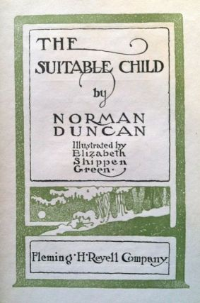 [E. S. Green Illus] The Suitable Child