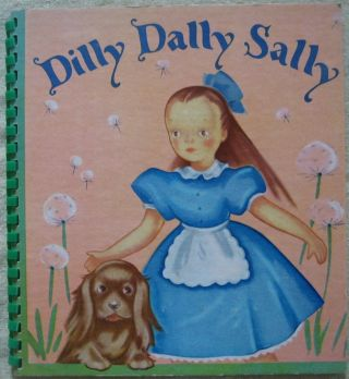 [Blackwood, Gladys Rourke] Dilly Dally Sally. Marguerite Henry.