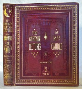 Mrs Caudle's Curtain Lectures. Charles Keene, Douglas Jerrold