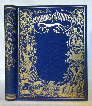 The Scouring of the White Horse. Richard Doyle, Cover Design